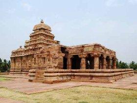 Pattadakal Sangameshwara Temple