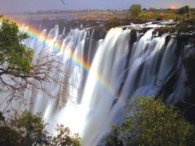 South Luangwa and Livingstone