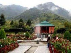 Chashma Shahi Garden-Srinagar