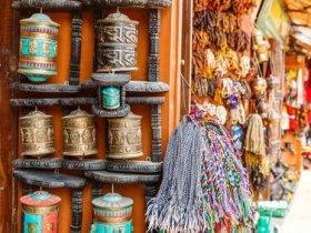 Tibetan Market Kullu