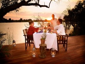 South Luangwa, Kafue and Victoria Falls Luxury Package
