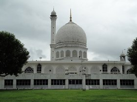 Hazratbal Shrine New