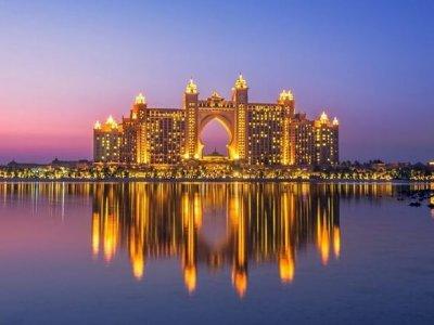 Dubai With Atlantis Tour Package