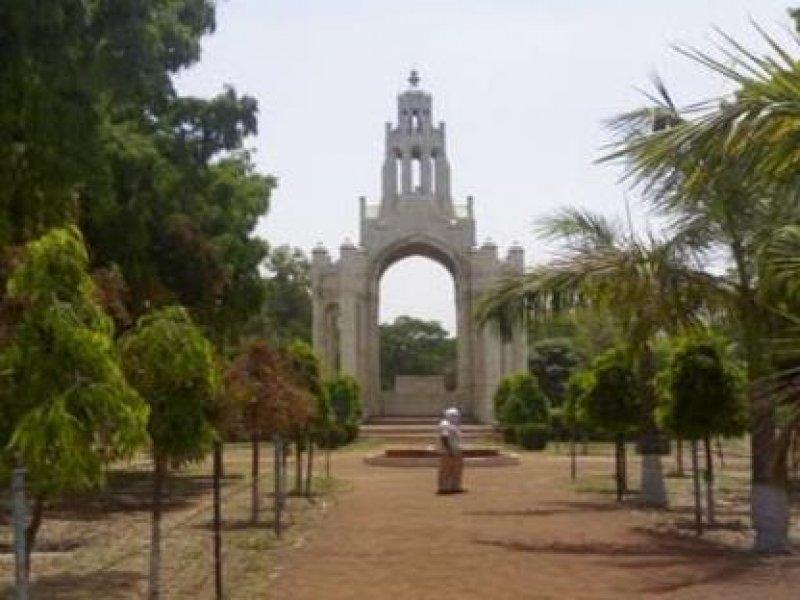 Company Garden Allahabad