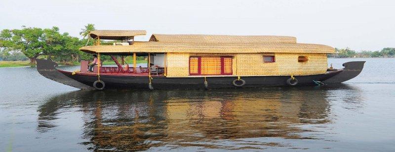 Alpy House Boat