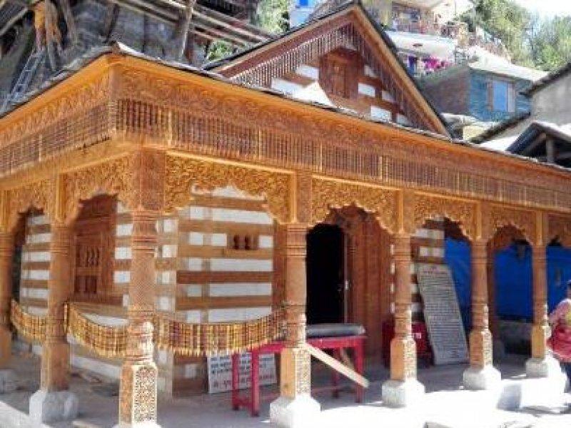 Vashishtha Temple Manali