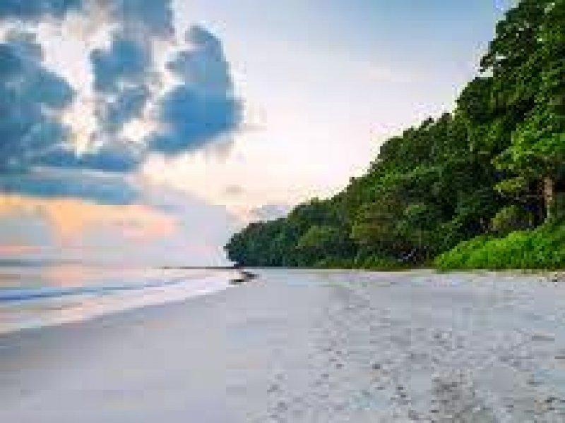 Radhanagar Beach pIC