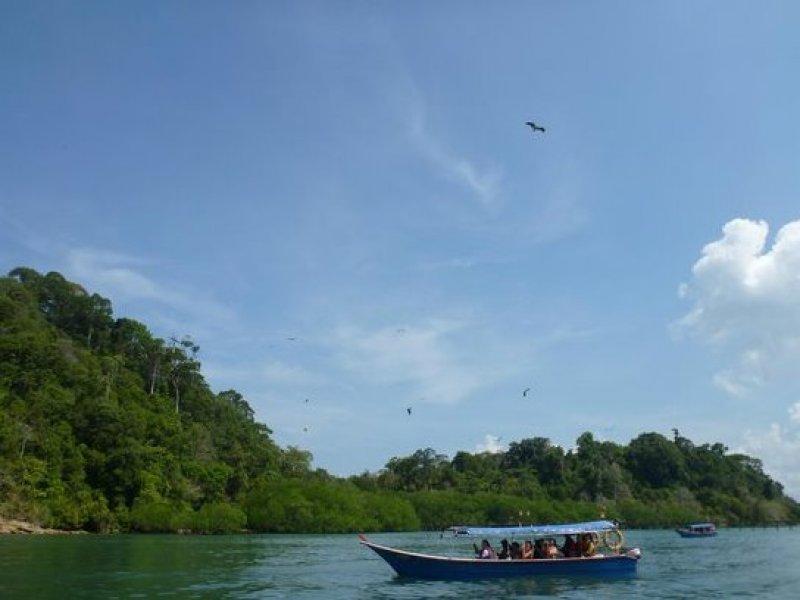 Pulau Singa Besar Island Langkawi
